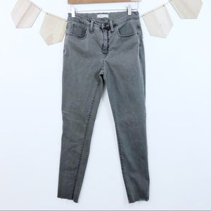 Madewell | skinny pants